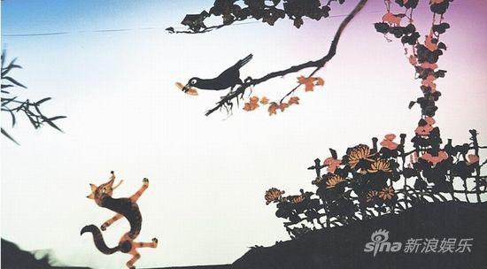 国家非遗皮影亮相首届中国儿童戏剧节