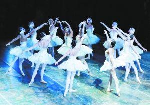 国家大剧院/美国芭蕾舞剧院《天鹅湖》剧照