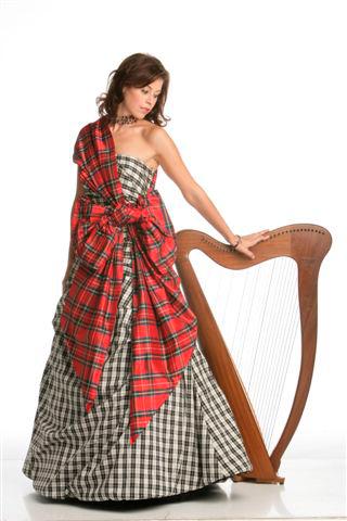 浪漫春日邂逅竖琴公主 凯蒂 亚当斯唯美开唱