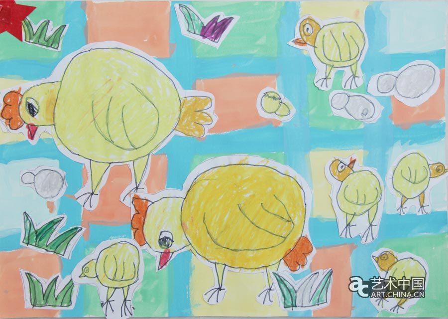 小班幼儿创意美术画_第3页_画画大全