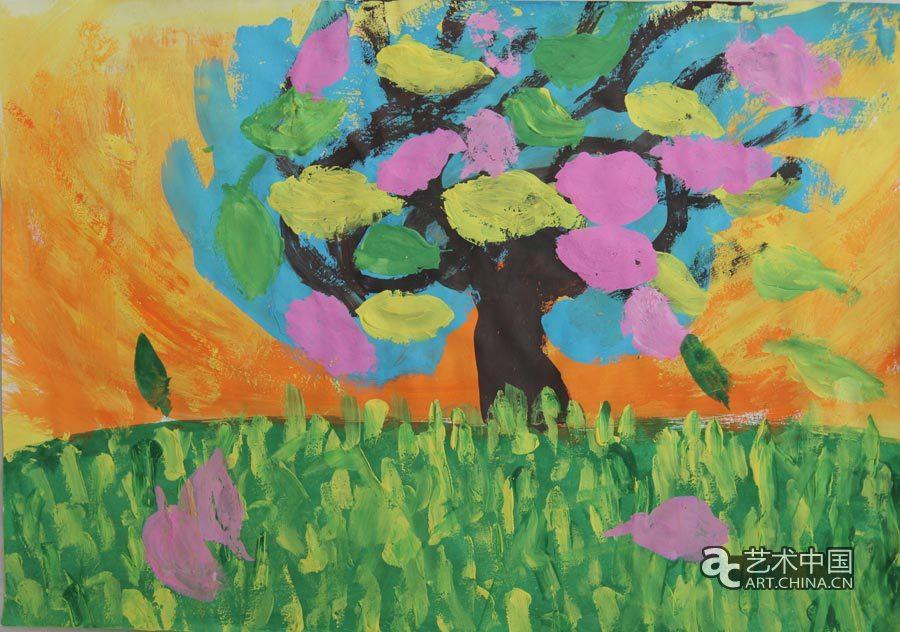 王贞元--五彩树