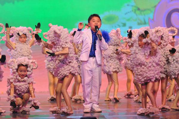 作为中国少年儿童励志季