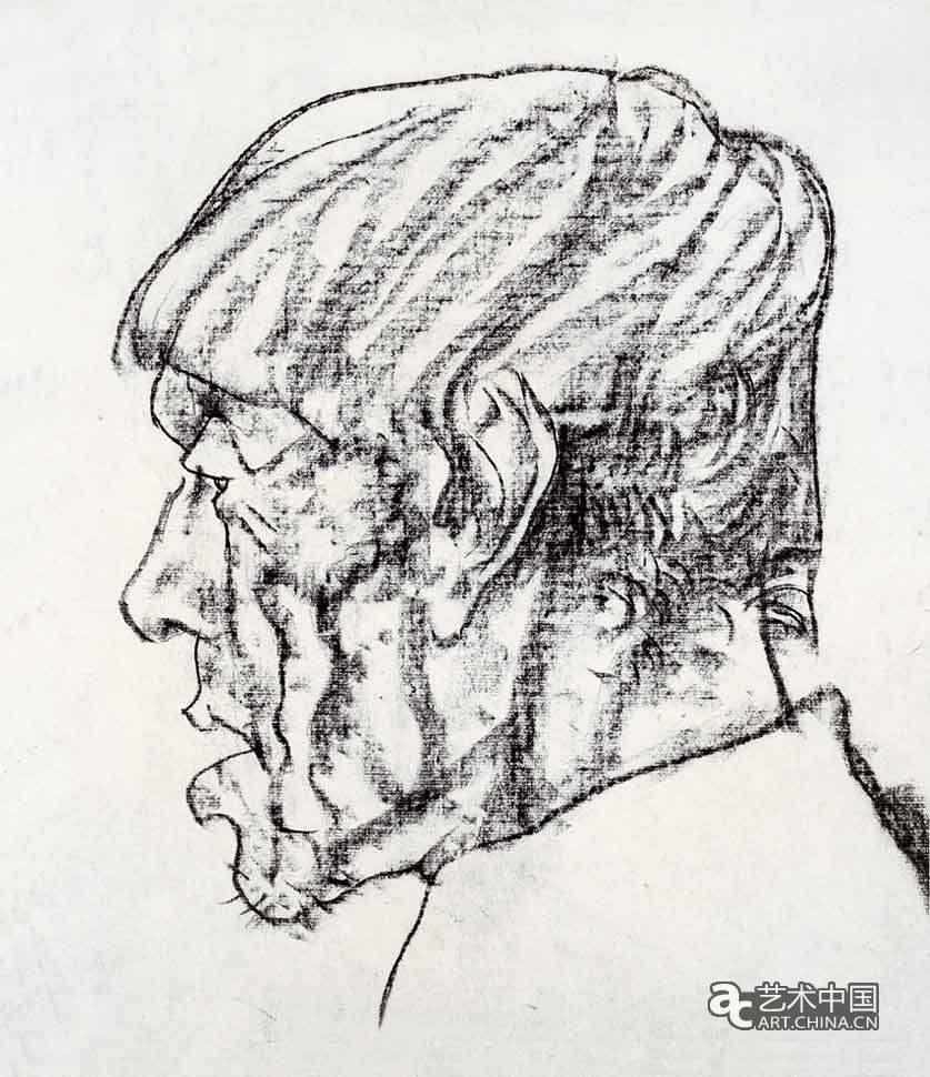 素描结构图人头骨图片大全_素描结构图人头骨图片
