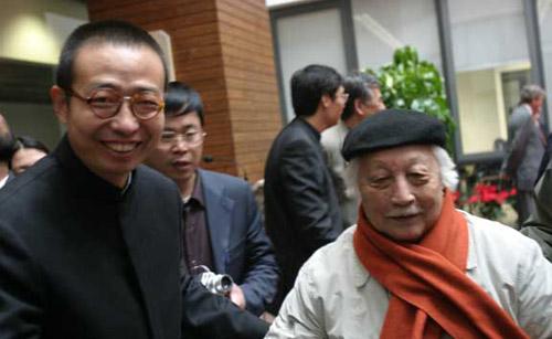 潘鲁生怀念张仃先生