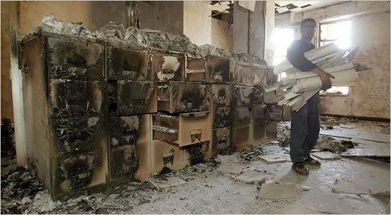 IS为什么破坏伊拉克文物 中东问题专家详解
