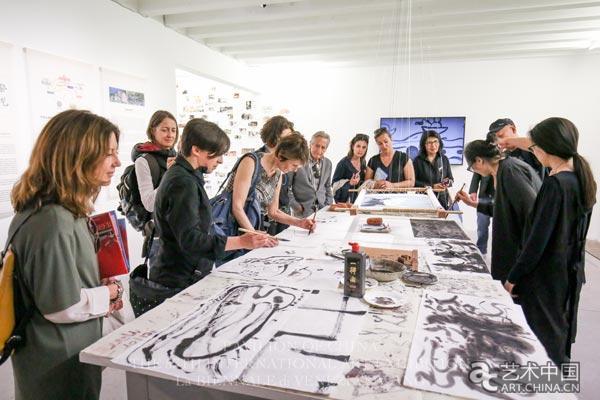 威尼斯双年展中国馆《寻海记》受邀巡展意大利