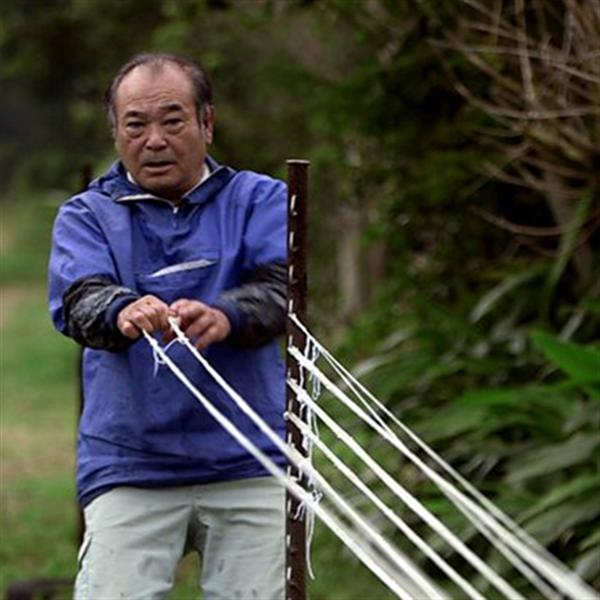 泥浆、汗水和敬畏: 日本和服的制作