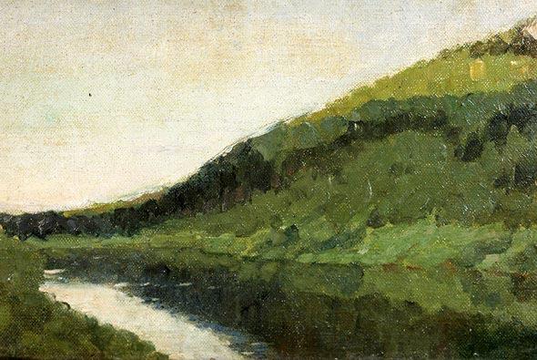 俄罗斯5幅风景画家伊萨克·列维坦油画失窃