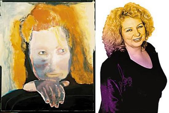 当代最伟大女性艺术家 杜马斯:情绪与图像的转化