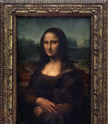 """英国专家最新研究或将解开达芬奇""""蒙娜丽莎微笑""""之谜图片"""
