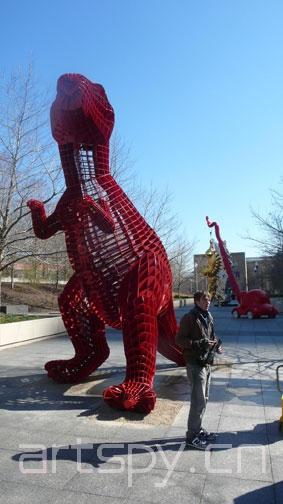 国际资讯_对话芝加哥——中国当代雕塑展_海外_艺术中国