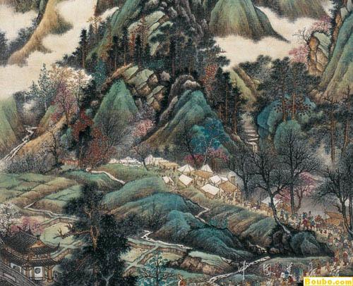 吴一峯/展览名称:吴一峯先生百年诞辰画展
