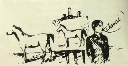 雷内·马格利特作品,源于《超现实主义革命》第5册,12号(1929年12月15日)