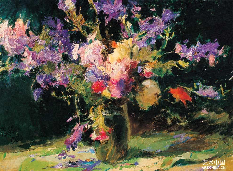 通过一幅幅油画作品; 张文新油画选;; 油画定做,临摹,原创,现代,古典