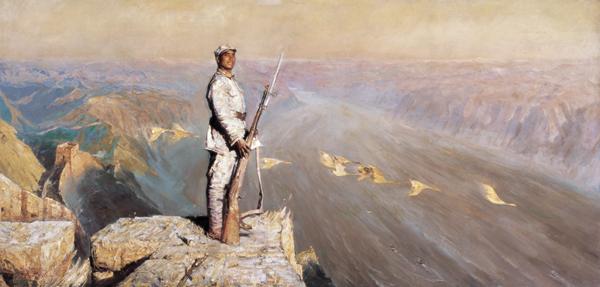 胜利属于人民 纪念中国人民抗日战争胜利65周年美术作品展