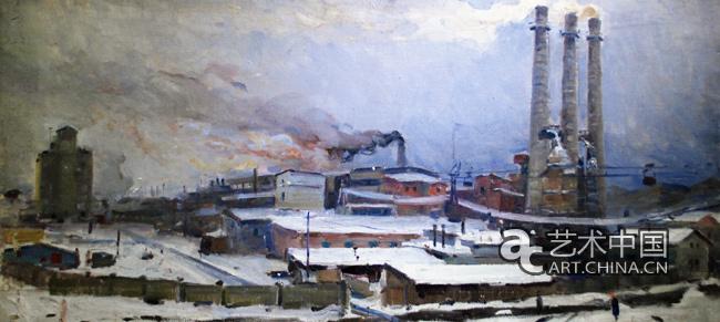 俄罗斯著名油画家作品邀请展在京举行