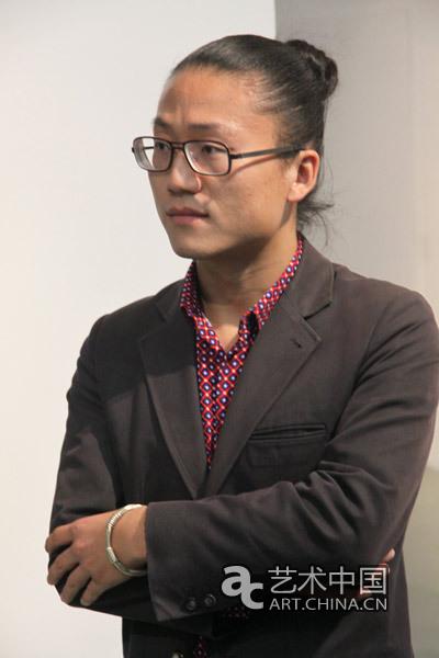 谢磊北京首个个展在艺术8举办