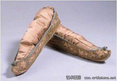 钩鞋子步骤图解