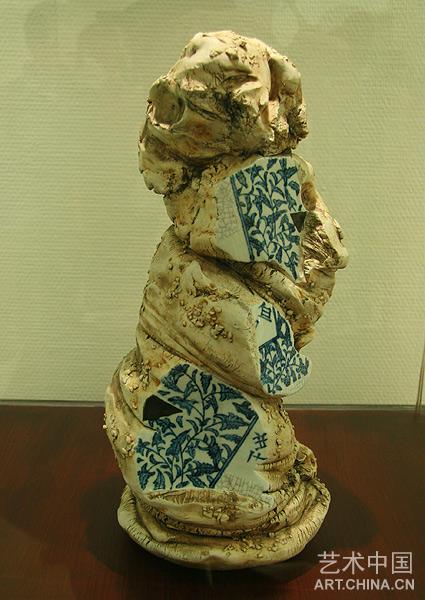 景德镇陶瓷学院师生陶瓷艺术作品展