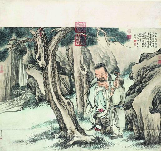 武庙已经修建.宋元到明清,随着社会各界对关公美化、圣化和神化的
