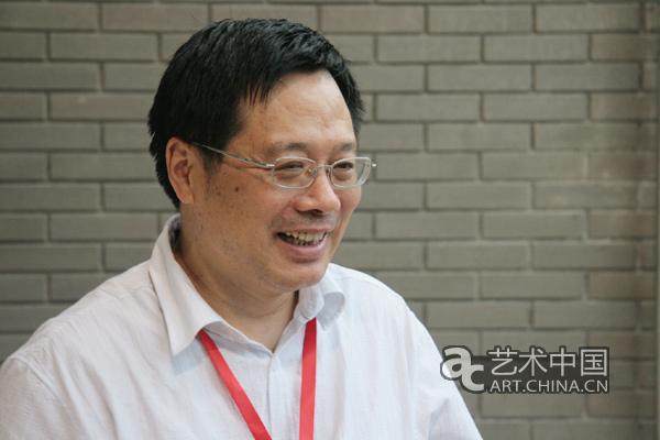 国际美学协会秘书长,高建平,艺术中国,采访