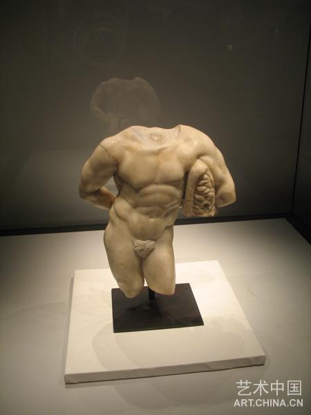 法尔内塞的赫拉克勒斯雕像
