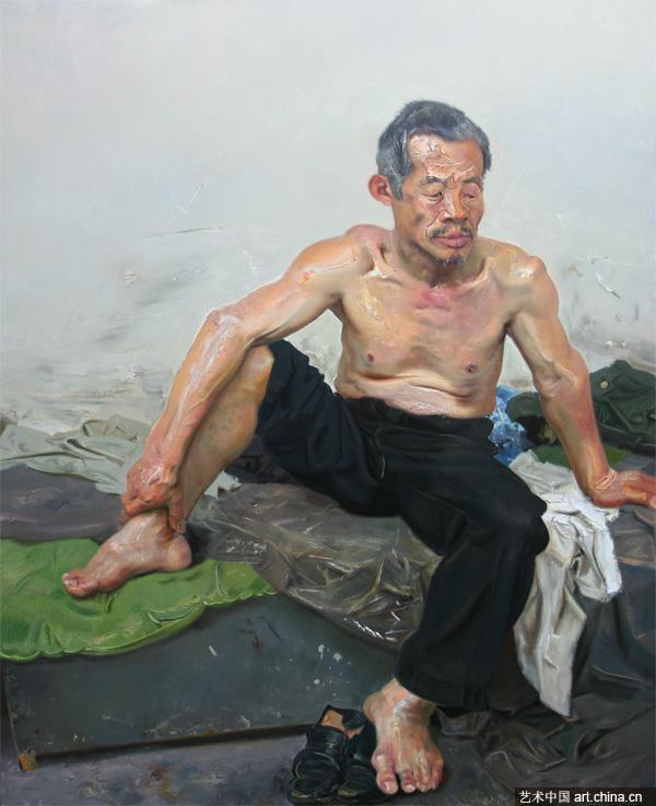 忻东旺作品      195 张图片; 忻东旺油画人物教学示范0; 忻东旺油画
