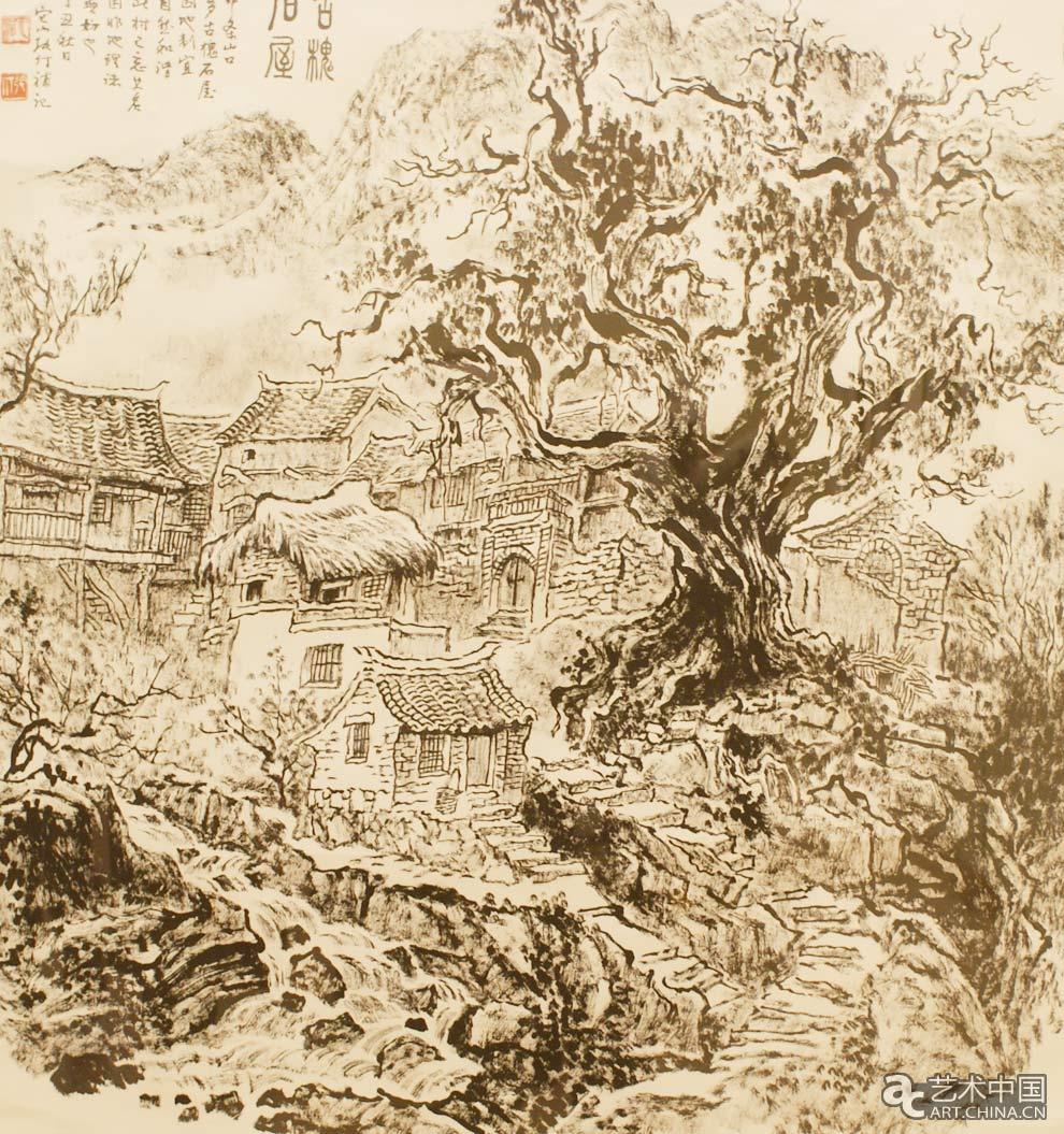 房屋简易画法,建筑简笔画,简笔画大全 上一张图片: 房子和小树