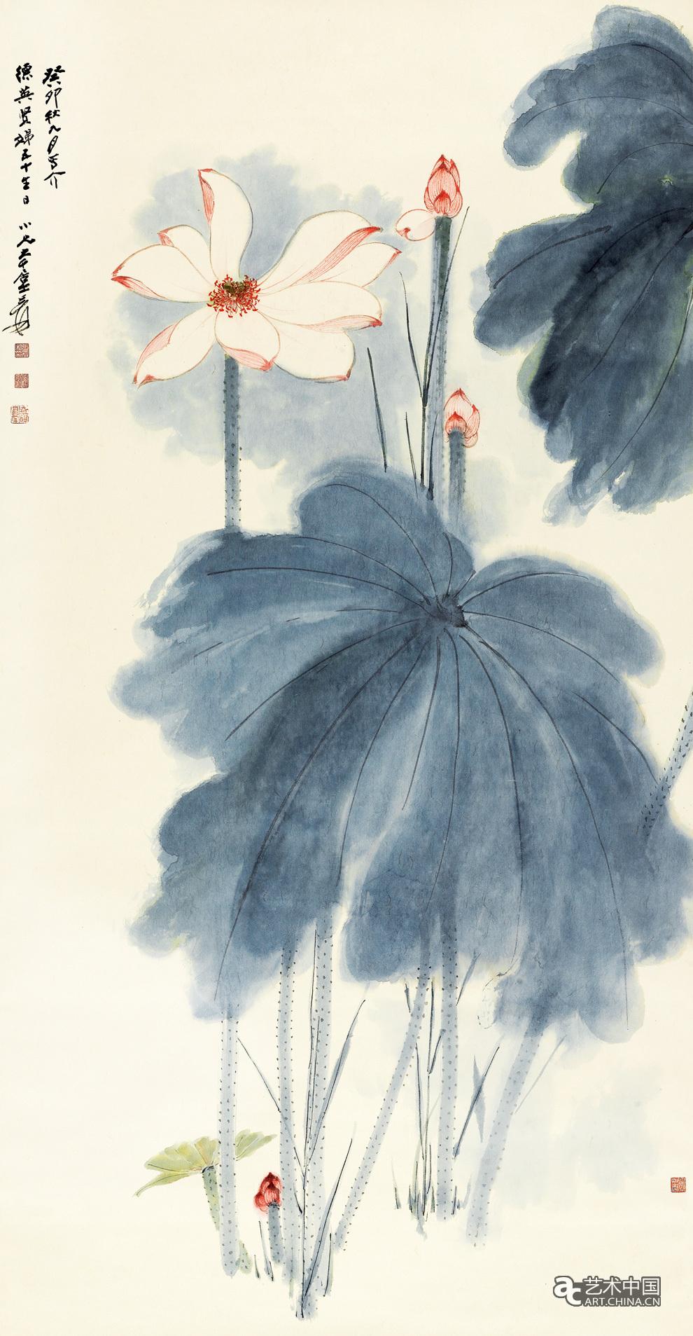 现代花鸟画.中国画.水墨画.二级图稿.艺术微喷.宣纸打印;  xhn_199.