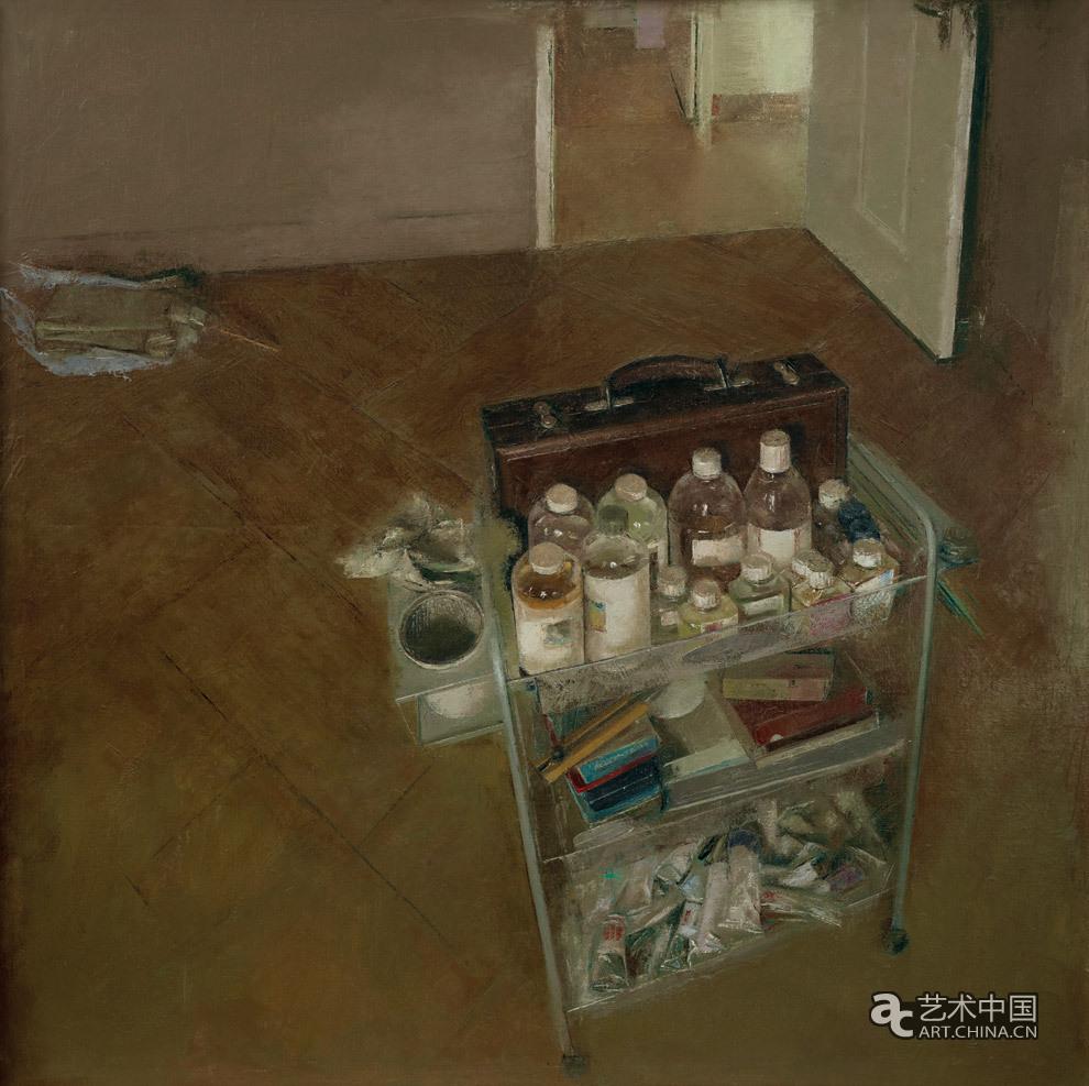 中国美协油画写生视频_杨洋 画室风景_作品图片_艺术中国