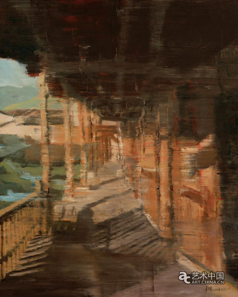中国美协油画写生视频_李永光 即将消失的风景_作品图片_艺术中国