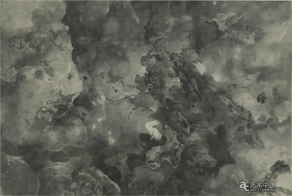 新西兰 泰祥洲 《天象-26》_作品图片