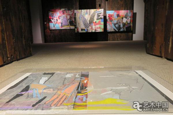 德国艺术家夏洛特·爱神洛儿个展 - 及时渔、及时语 - 及时渔的空间
