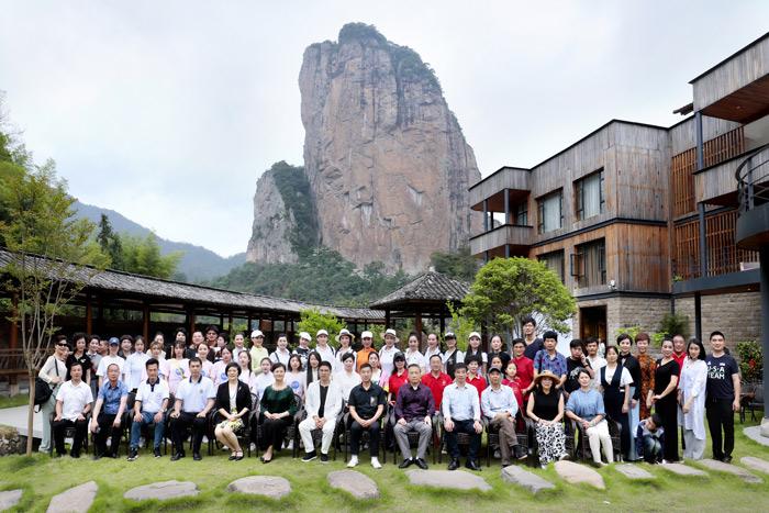 打造国际山水写生基地 楠溪书院周年庆活动开幕