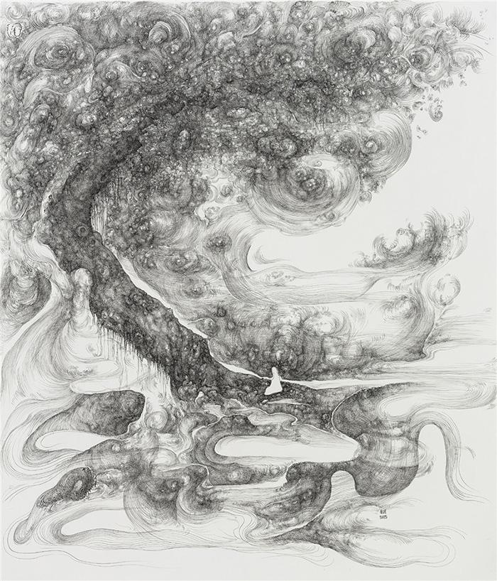 林国成: 丢勒,吴道子与万物生长