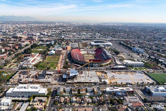 卢卡斯叙事艺术博物馆初现雏形,洛杉矶再添艺术建筑地标