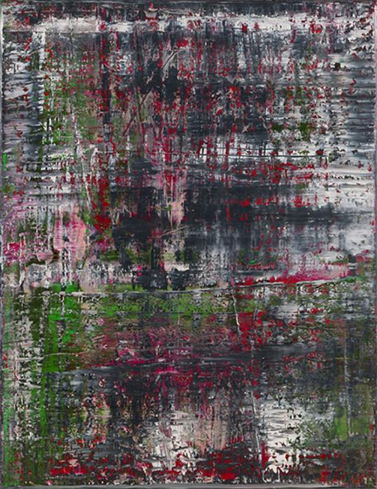 """大都会艺术博物馆展出""""格哈德·里希特:终究是绘画"""""""
