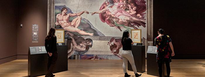 这位文艺复兴巨匠宁愿烧毁手稿,也不愿被人发现创作的艰辛历程