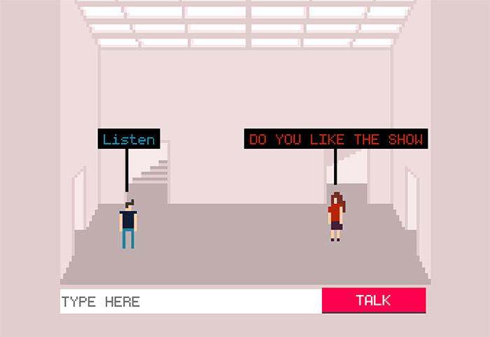 电子游戏 +艺术 =?