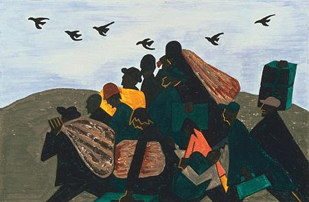 从弗洛伊德事件说起,黑人艺术从来不仅仅是艺术