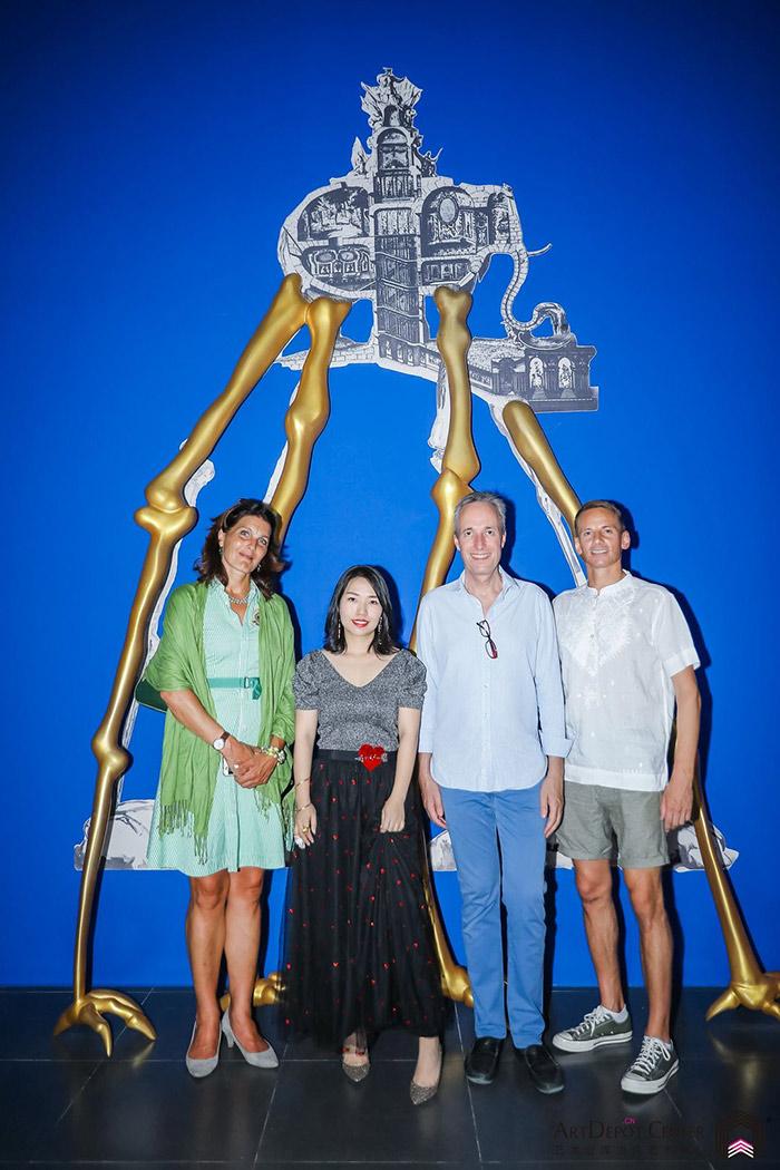 超现实主义记忆艺术展览正式开幕--萨拉瓦尔∙达利的艺术之风