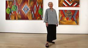 """99岁的艺术界""""新人""""露琪塔·乌尔塔多逝世:我"""