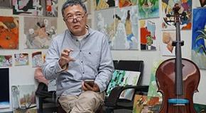 """李睦:在描绘色彩的过程中逐渐""""觉醒"""""""