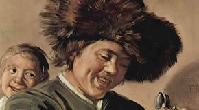 哈尔斯的《两个微笑的男孩》再次于荷兰被盗 约