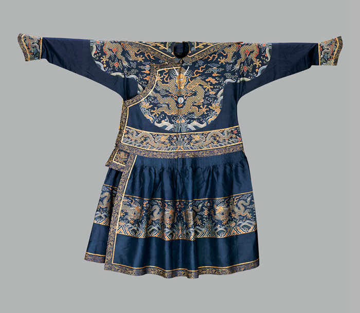 """国博立体版古代服饰史诠释何为""""衣冠上国"""""""