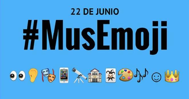 比如紐約新當代藝術博物館在推特上以emoji表情發文,類比他們即將建成