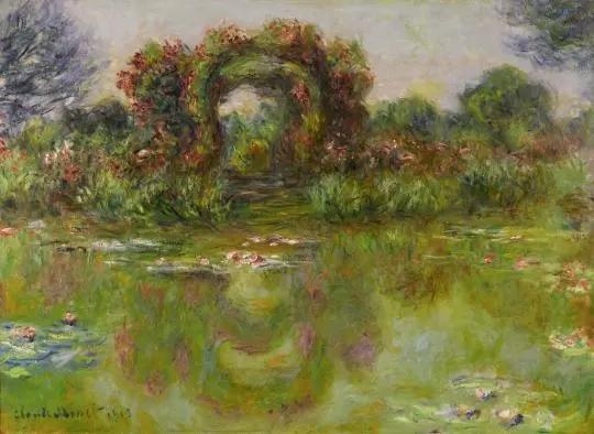 为什么印象派的画作可以在艺术市场份额中占据着不可动摇的地位?