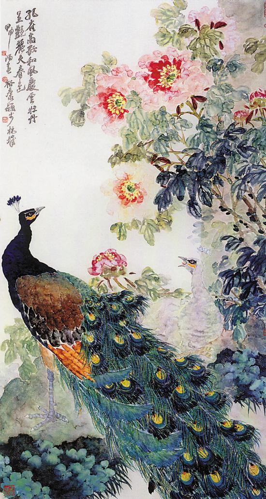 军事资讯_苏裕康写意花鸟画作品赏析_艺术市场_艺术中国