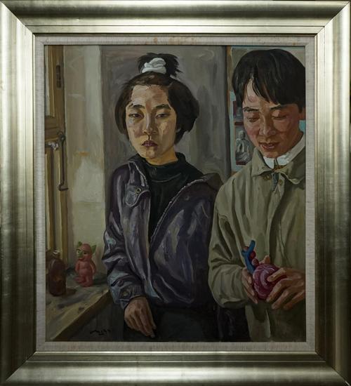 刘小东油画《少男少女》 - 语刊网 - 语文报刊网的博客