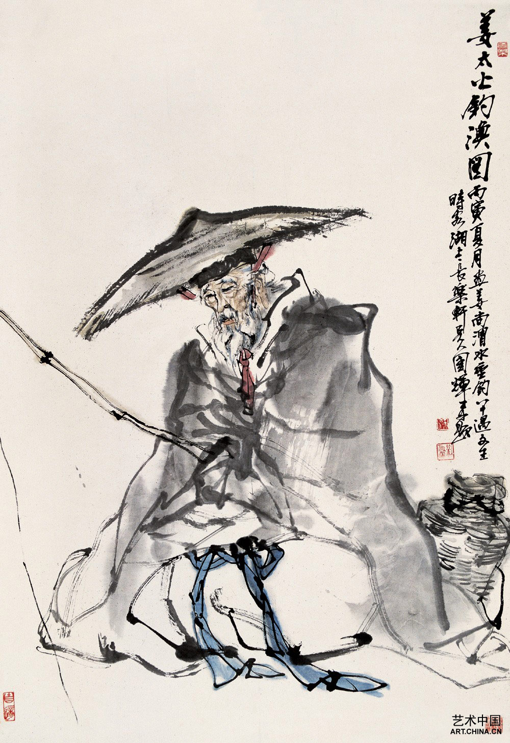 姜太公图片